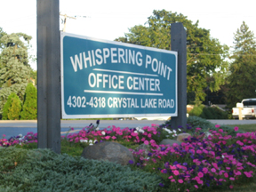 Photo of Whispering Point Opthalmology entrance